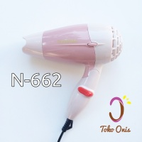 Hair Dryer Mini Lipat Nova N-662