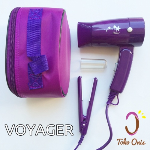 Hair Care Gift Pack Heles Voyager