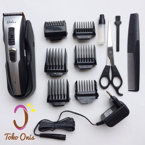 Rechargeable Clipper Heles OP08